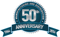 50th Anniversary - Manufacturing and Distribution