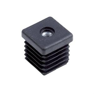 METAL-THREADED SQUARE INSERT