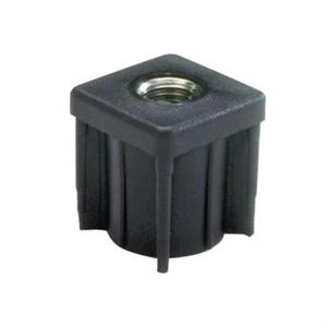 HEAVY DUTY THREADED SQUARE INSERT