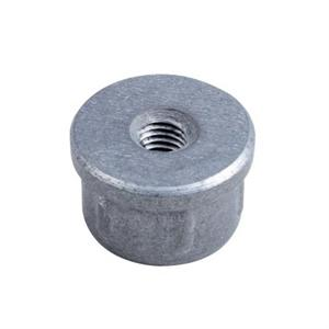 ALUMINIUM THREADED ROUND INSERT
