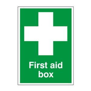 70x50mm First Aid Box
