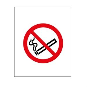 100x100mm No Smoking (Symbol Only)