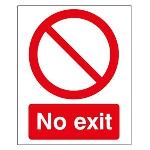 A5 No Exit Rigid
