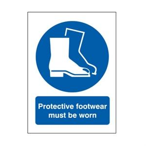 600x450 Protective Footwear Must Be Worn