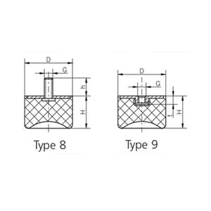 Picture of DAMPER TYPES 8 & 9