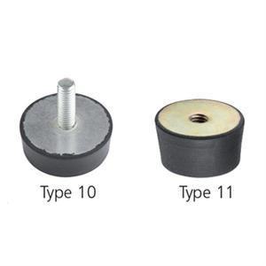 DAMPER TYPES 10 & 11